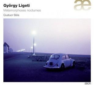 Les quatuors de Ligeti sur le fil « À Emporter « ResMusica - AECD 1332 | Aeon | Scoop.it