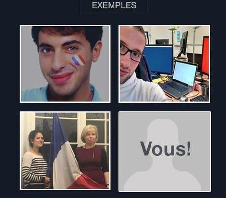 Hommage national : au hashtag citoyens | ITespresso.fr | Web 2.0 et société | Scoop.it