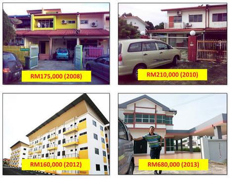 Bro, bagi tips nak beli harga rumah bawah RM300k? | encik titan | Scoop.it