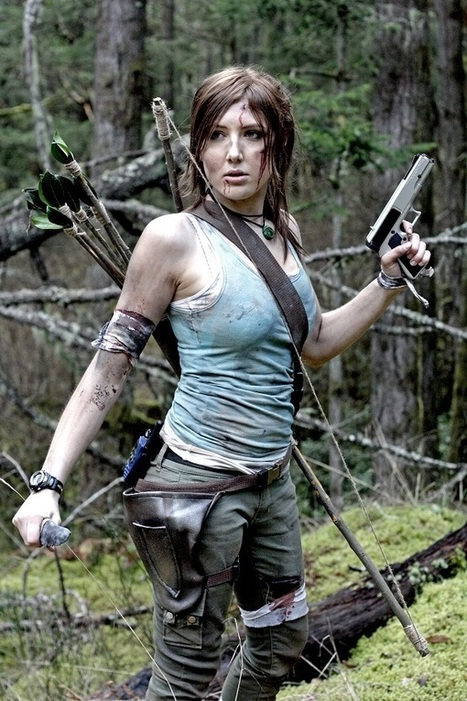This Lara Croft Costume Has All The Details Just Right | Geek On | Scoop.it