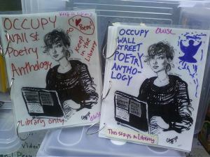 Occupy Wall Street Poetry Anthology Published Online - GalleyCat | Poetry resources | Scoop.it