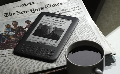 Old Amazon e-Readers Need a New Update or They Will Stop Working | Writing for Kindle | Scoop.it