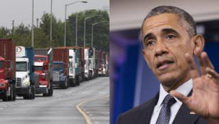 American Truckers Just Got BAD News From Obama… | anonymous activist | Scoop.it
