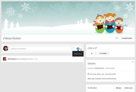 Álbumes colaborativos en Google+ | Conocimiento libre y abierto- Humano Digital | Scoop.it