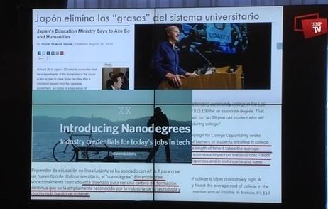 CUED: ¿Educación Universitaria y TIC o simplemente Educación Universitaria? | Redes abiertas y MOOC | Scoop.it