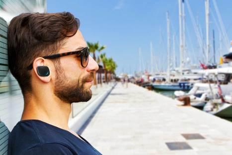 Auriculares que leen tu cerebro y traducen cualquier idioma: llegan los hearables   El Confidencial   Wearables, sensors, medical devices   Scoop.it