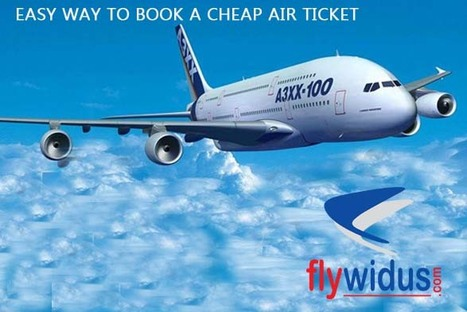 Cheapest Air Tickets at flywidus | Book flights from Kolkata to Delhi, cheapest air tickets from Kolkata to Delhi with flywidus | Scoop.it
