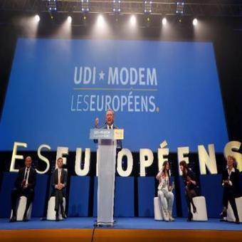 Européennes: bouquet final de la campagne centriste, avec Borloo | Mediapeps | Scoop.it