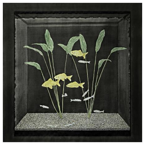 Ripley Whiteside's 'Aquariums of Toronto' at PFOAC, Toronto | Artinfo | Visual arts news in Canada_L'actualité des arts visuels au Canada | Scoop.it