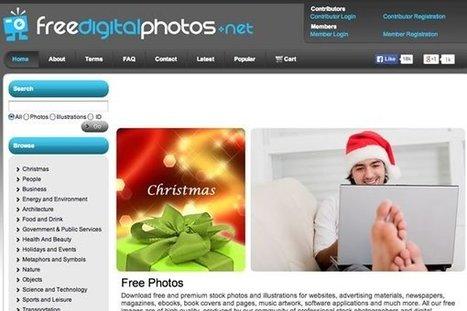 Los 10 mejores sitios  para conseguir imágenes gratis para tu web | pdxtech-info | Scoop.it