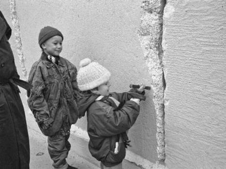 Fall of the Berlin Wall: Children born after the Iron Curtain fell have worse parents, study claims | ESRC press coverage | Scoop.it