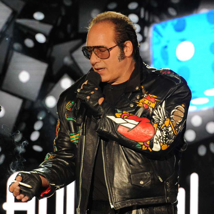 Andrew Dice Clay Presented the BLUE SHOW filmed at the Lobero theatre and will premiere on SHOWTIME! | Celebrity Culture and News... All things Hollywood | Scoop.it