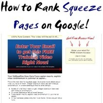 Getting Squeeze Pages to Rank on Google | Allround Social Media Marketing | Scoop.it