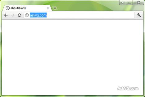 [Google Chrome Version Update] Chrome 13.0.782.218 Stable Released, Download Link Inside - Tweaking with Vishal | Google Sphere | Scoop.it