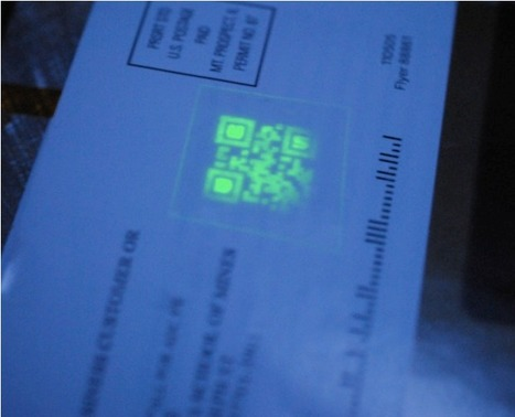 Nanotecnologie: dagli USA il QR Code invisibile anti contraffazione ... | QR CODE Advertising | Scoop.it
