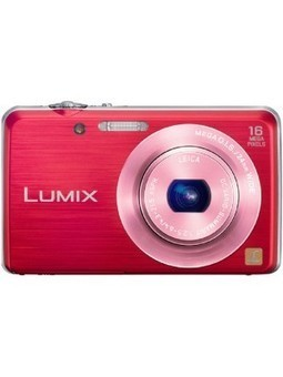 Panasonic Lumix DMC FH8GF - Red - Shop and Buy Online at Best prices in India. | Buy Camera Online | Camera Price | Camers | Panasonic Camera | Scoop.it