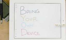 Le futur de l'éducation : BYOD en classe !   TUICE_Université_Secondaire   Scoop.it