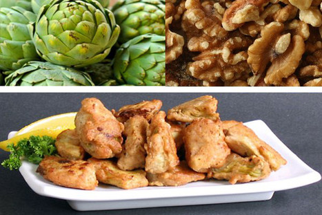 10 Tips for Cooking With Artichokes | One Green Planet | Food | Scoop.it