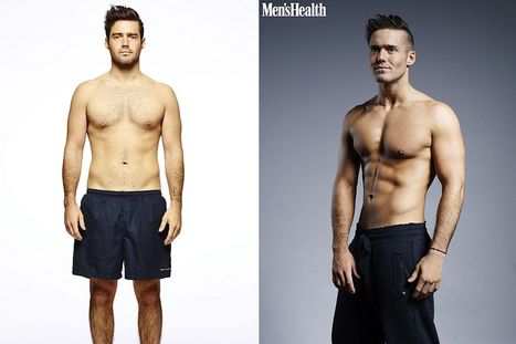 Re-Made in Chelsea: See Spencer Matthews and co strip off and bear their abs after Mens Health challenge | Underwear | Scoop.it