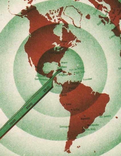 Atlas de Cuba | 1949 | Gerardo Canet & Erwin Raisz | Maps and other Visualizations of data | Scoop.it