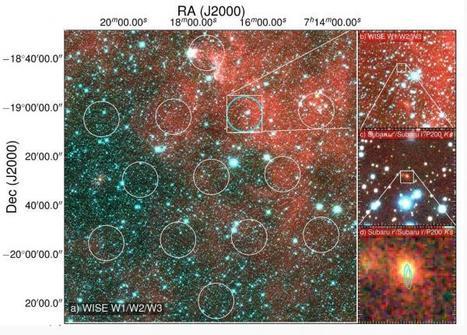 Un radio Burst conferma il modello standard | Space & Astronony | Scoop.it