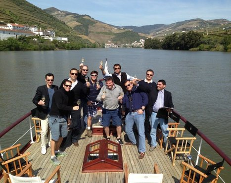 Vintage Wine Travel : All Aboard with Qualimpor ! | The Douro Index | Scoop.it