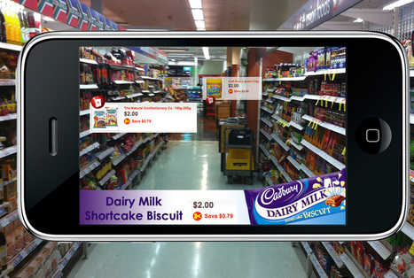 10 Ways Augmented Reality Can Assist Retail | Augmented Pixels ... | Augmented Reality  in Education | Scoop.it