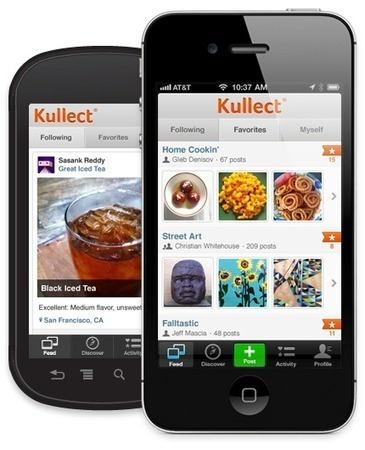 Capture, Create and Collect: Curate Your Passions into Visual Collections with Kullect | Agile Learning | Scoop.it