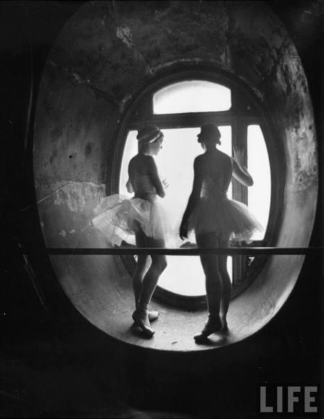 Dancing in the Attic of the Paris Opera House | Pasta | Scoop.it