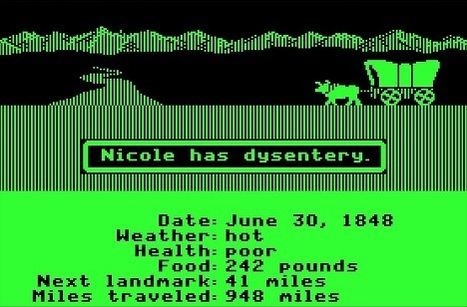 The Oregon Trail and educational video games done right - VentureBeat | Game based learning- is this a valid tool for learning? | Scoop.it