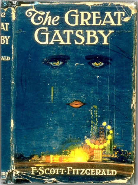 T.S. Eliot, Edith Wharton & Gertrude Stein Tell F. Scott Fitzgerald That Gatsby is Great, While Critics Called It a Dud (1925) | Books, Livres | Scoop.it