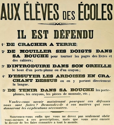28 mars 1882 : … à l'école | Ma Bretagne | Scoop.it