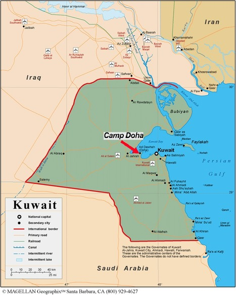 11-4-2012 | Sunday protests set in Kuwait despite government warning | Human Rights and the Will to be free | Scoop.it
