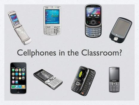 Lisa Nielsen: The Innovative Educator: CELLabration Time! @NYCSChools Pave The Way for #MLearning with Cell Phones | School Leadership, Leadership, in General, Tools and Resources, Advice and humor | Scoop.it
