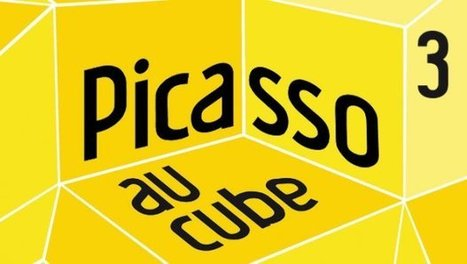 Picasso au cube | ARTE Creative | Arts et FLE | Scoop.it