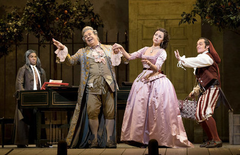 'Il Barbiere di Siviglia' in New York : From the Met and LoftOpera | Opera singers and classical music musicians | Scoop.it
