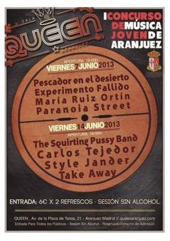 Gabinete de Alcaldía :: Concurso de Música Joven | Aranjuez | Scoop.it