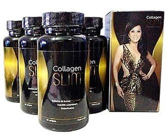 Collagen Slim Fit : coupe-faim toxique  (Nouvelle Calédonie) | Toxique, soyons vigilant ! | Scoop.it