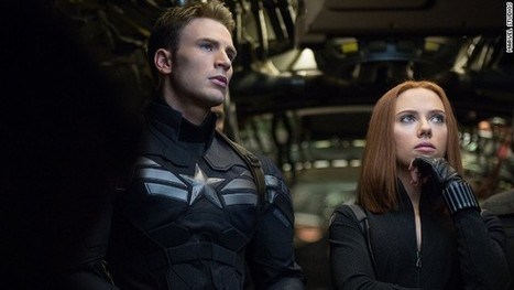 'Captain America' fights off box office competition | It's Show Prep for Radio | Scoop.it