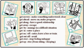 We love English: Different uses of a favourite: verb GET | ESL | Scoop.it