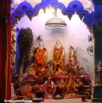 KrishnaMohinee: Ancient Balaji Temple Chariot Festival in Dhule | KrishnaMohinee | Scoop.it