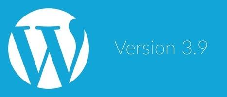 Key Highlights of Latest Version of WordPress - WordPress 3.9 | SMB Marketing | Scoop.it