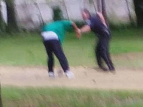 Frame by Frame Look at Video of Walter Scott's Shooting | Police Problems and Policy | Scoop.it