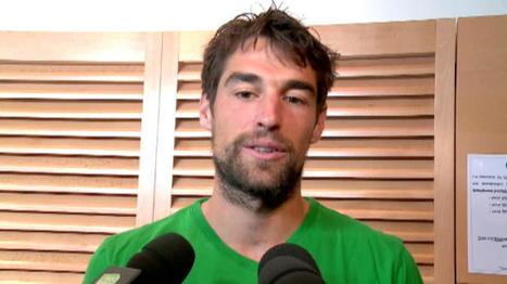 Interview & vidéo : Chardy (Roland Garros 2013) | Tennis & ATP - Vivez la saison 2013 ! | Scoop.it