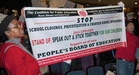 Coalition for Public Education/Coalición por la Educación Pública | #bagaar #Enterate #LibertadExpresion | Scoop.it