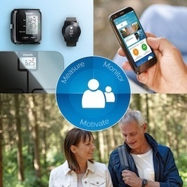 Philips announces suite of connected health devices | mobihealthnews | All about health | Scoop.it