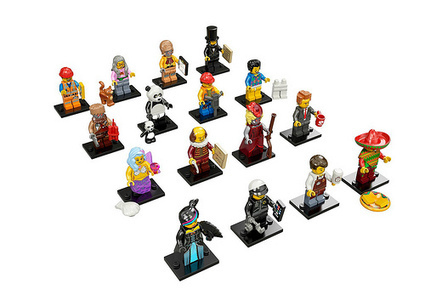The LEGO Movie Series 12 Collectible Minifigures Closeups | The Brick Fan | Scoop.it