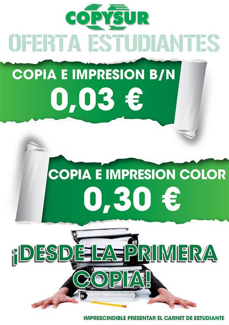Fotocopias desde 0,03 euros   Traconsa, tratamientos y consulting.   Scoop.it