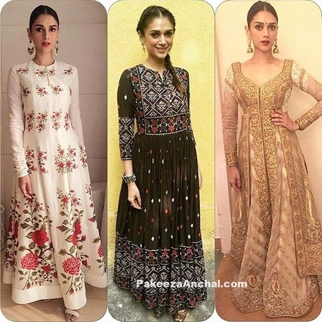 Aditi Rao Hydari in Designer Salwar Suits Collection 2016 | Indian Fashion Updates | Scoop.it