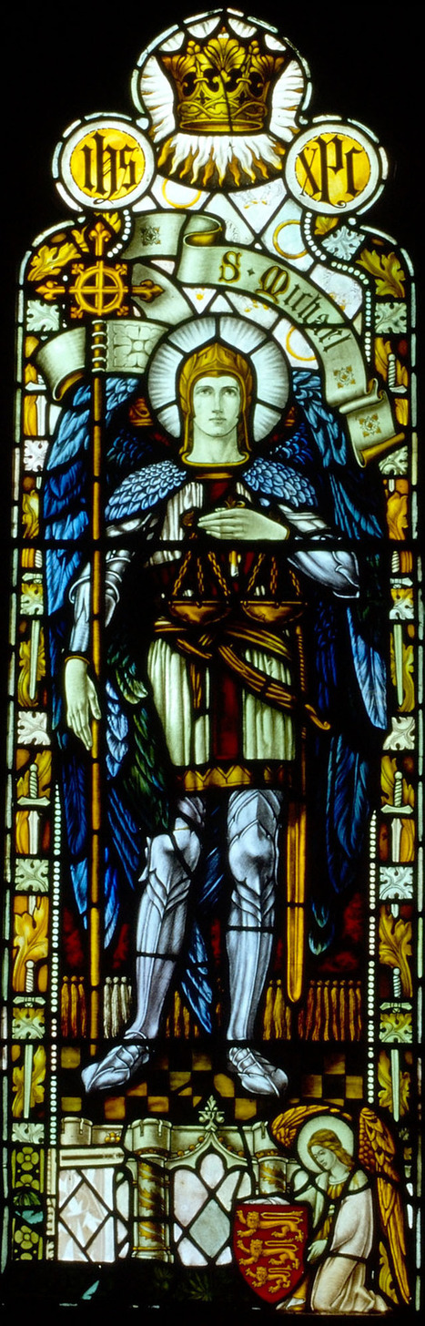 Splendiferous Stained Glass! | Abbey Medieval Festival | Stained Glass | Scoop.it